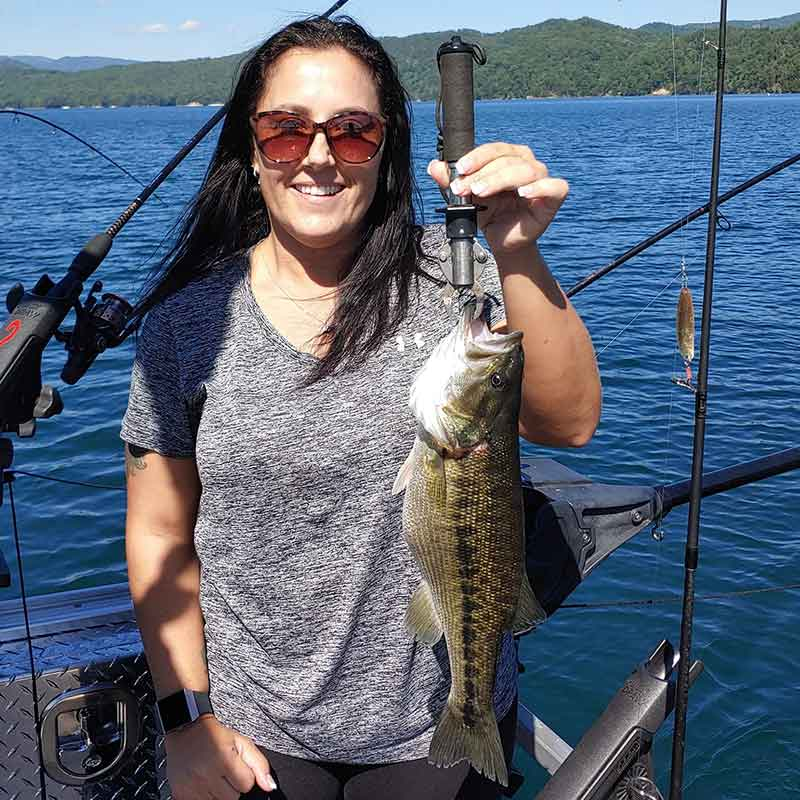 AHQ INSIDER Lake Jocassee (SC) Fall 2020 Fishing Report – Updated October 23