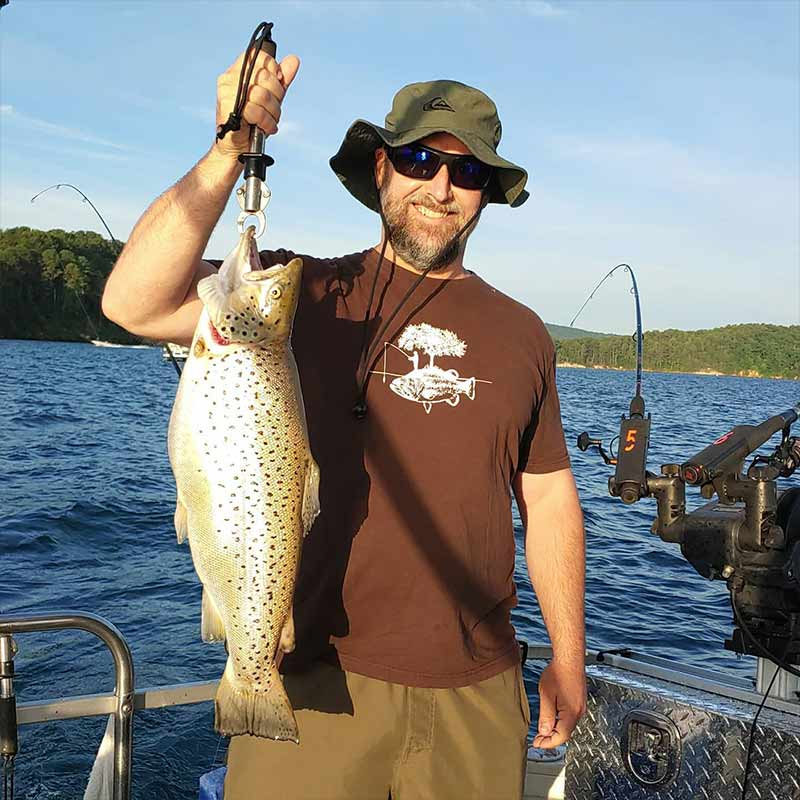 AHQ INSIDER Lake Jocassee (SC) Summer 2020 Fishing Report – Updated June 18