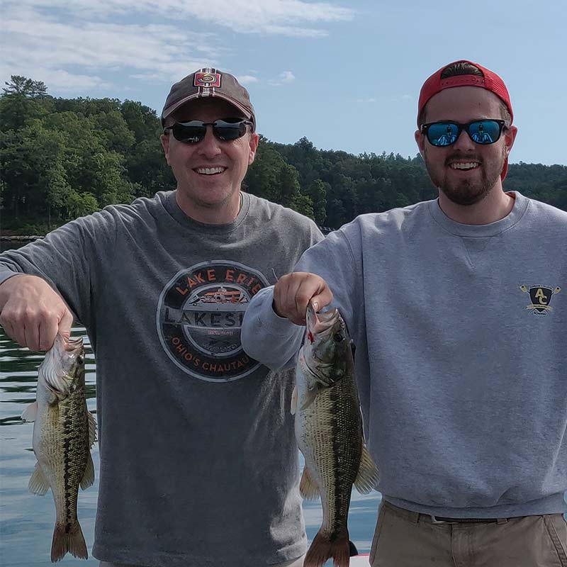 AHQ INSIDER Lake Keowee (SC) Summer 2020 Fishing Report - Updated June 26
