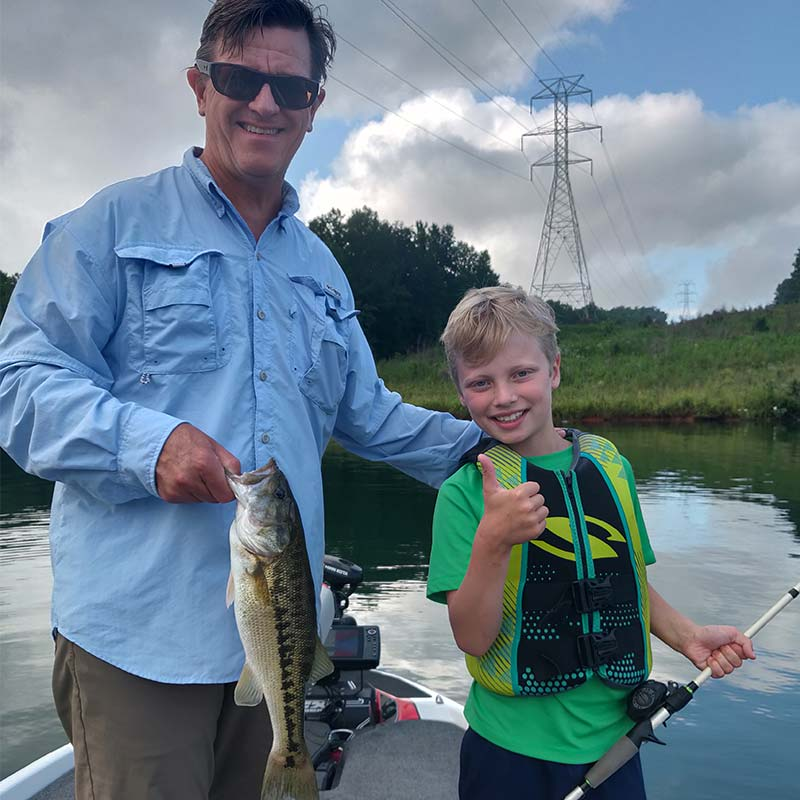 AHQ INSIDER Lake Keowee (SC) Summer 2020 Fishing Report - Updated August 17