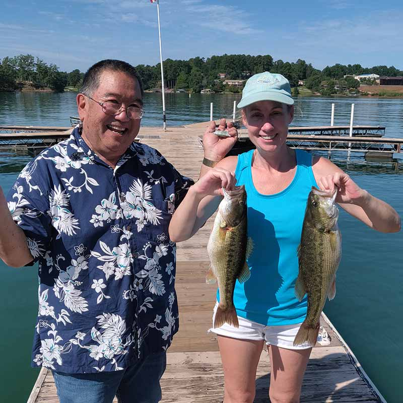 AHQ INSIDER Lake Keowee (SC) Summer 2020 Fishing Report - Updated August 27