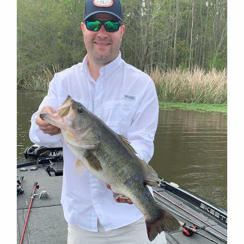 AHQ INSIDER Lake Monticello (SC) Spring 2020 Fishing Report – Updated March 27