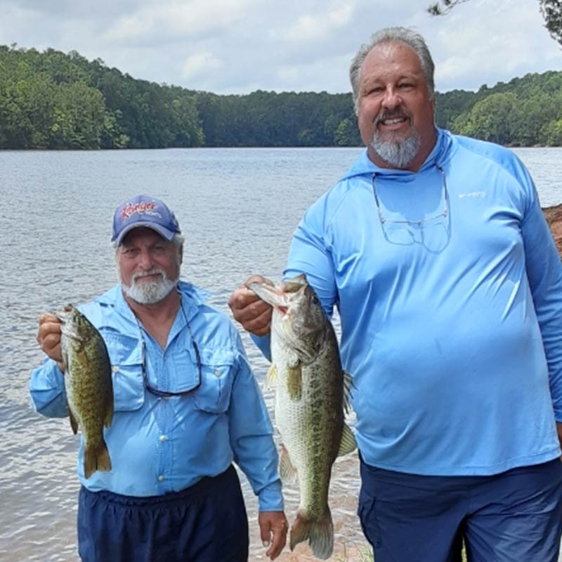 AHQ INSIDER Lake Monticello (SC) Spring 2020 Fishing Report – Updated May 29
