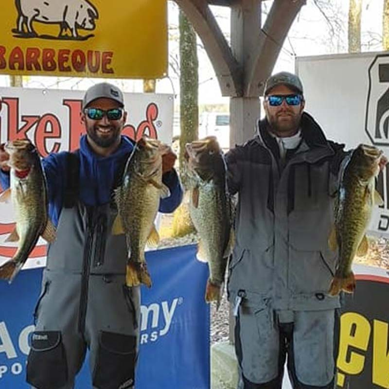 AHQ INSIDER Lake Murray (SC) Spring 2021 Fishing Report - Updated February 24