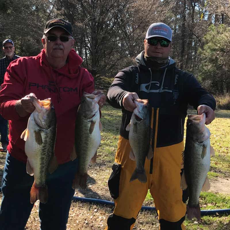 AHQ INSIDER Lake Murray (SC) Spring 2021 Fishing Report - Updated March 9