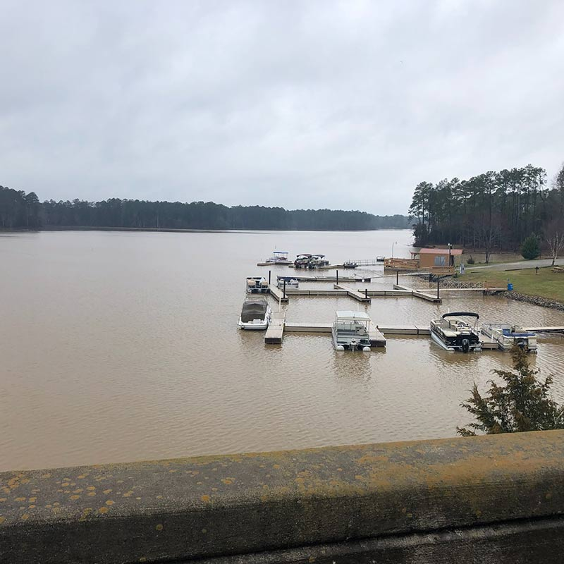 AHQ INSIDER Lake Murray (SC) Spring 2020 Fishing Report - Updated March 13