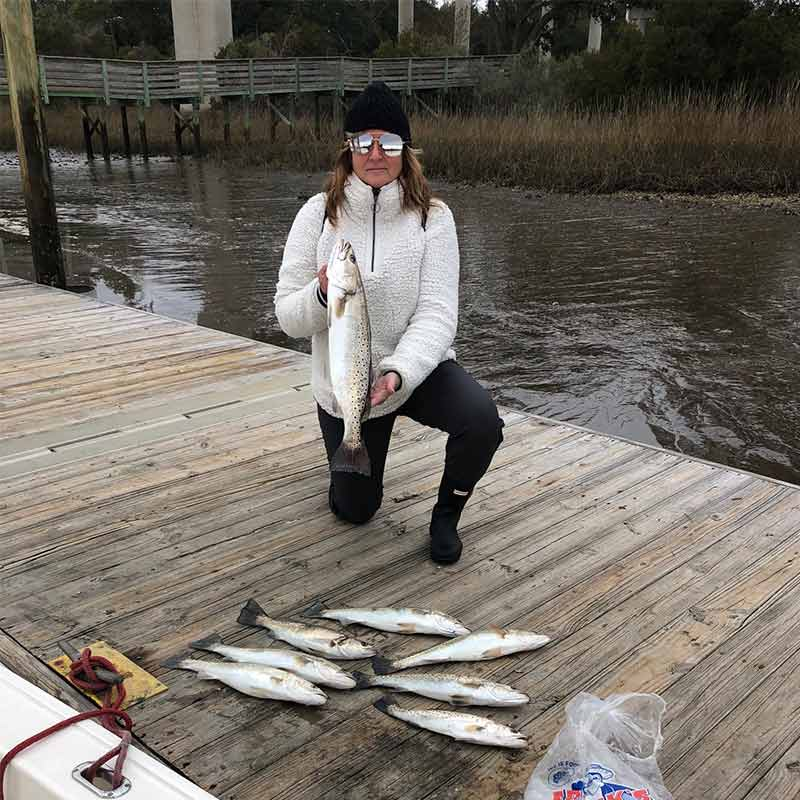 AHQ INSIDER North Grand Strand (SC) Spring 2021 Fishing Report – Updated January 21