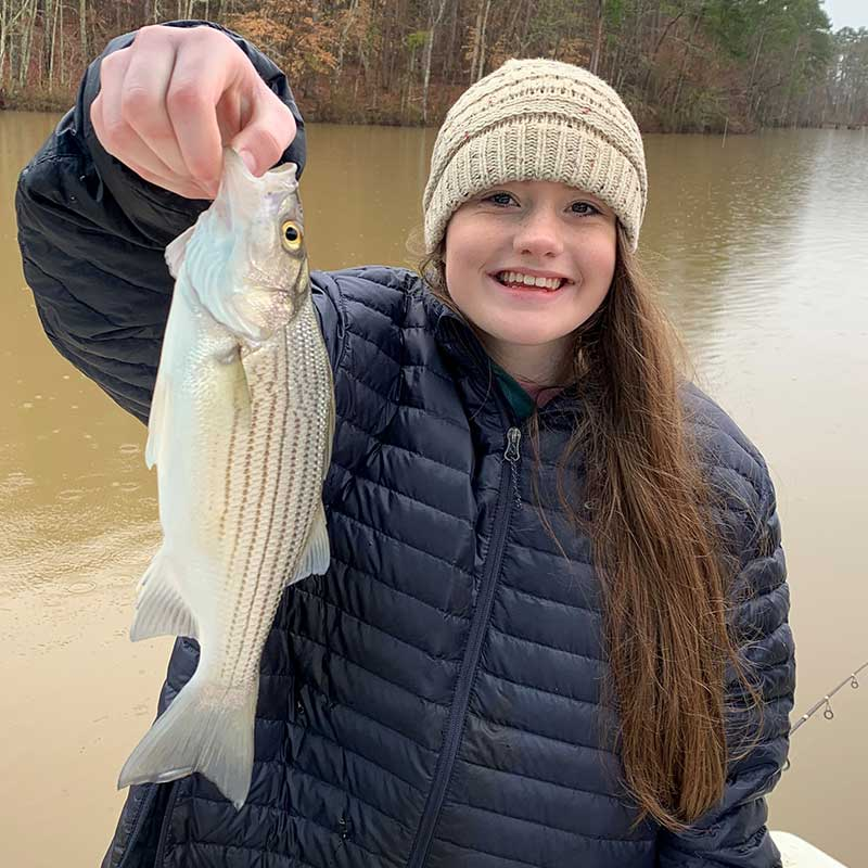 AHQ INSIDER Lake Russell (GA/SC) Spring 2020 Fishing Report – Updated March 13