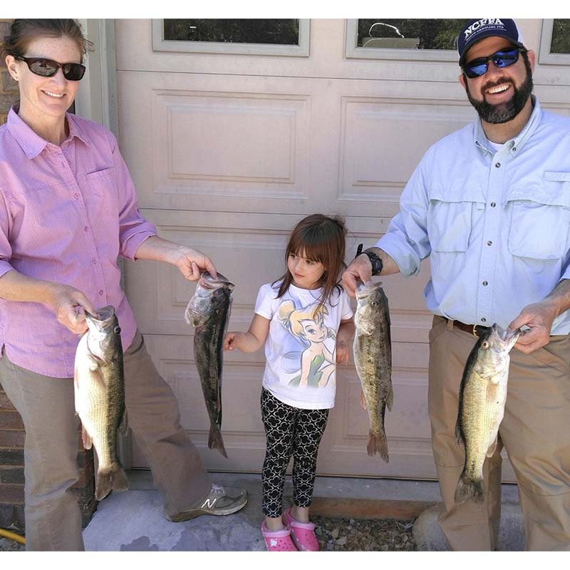 AHQ INSIDER Lake Russell (GA/SC) Spring 2021 Fishing Report – Updated April 29