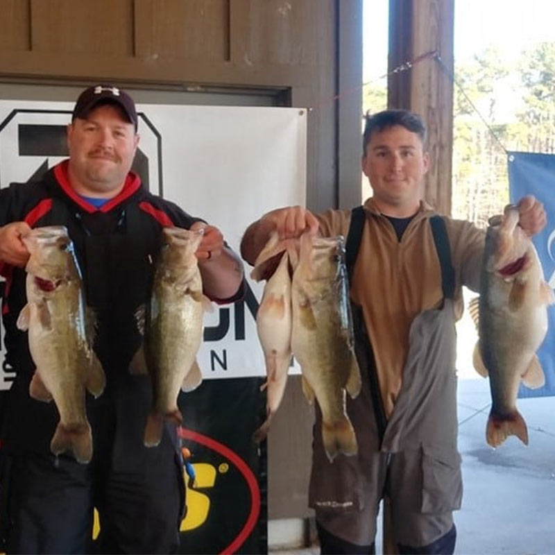 AHQ INSIDER Santee Cooper (SC) Spring 2021 Fishing Report – Updated February 25