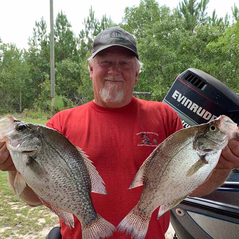 AHQ INSIDER Lake Wateree (SC) Summer Fishing Report – Updated August 27