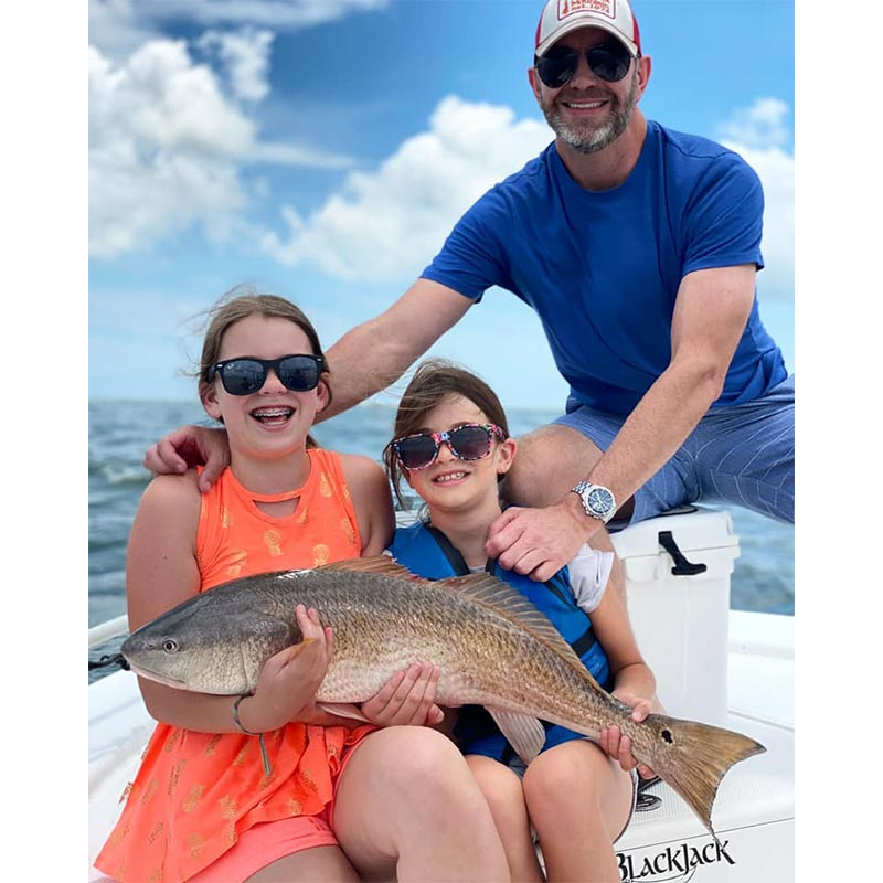 A good day this week with Redfin Charters