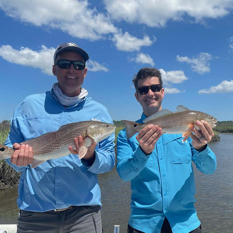 A good day with Captain Smiley Fishing Charters