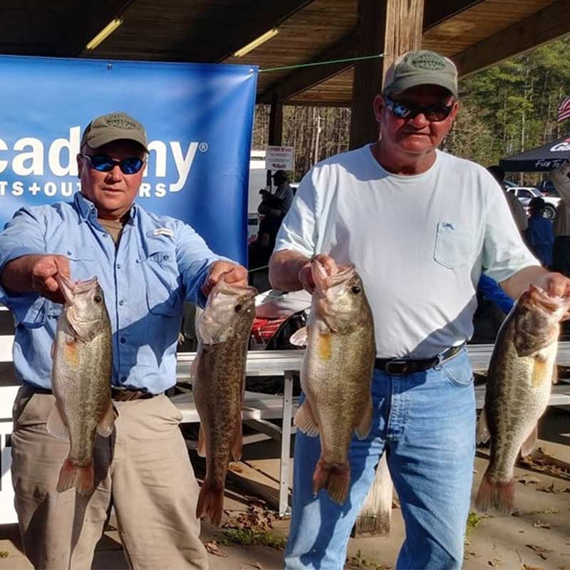 Just another 25-pound bag caught this week on Santee