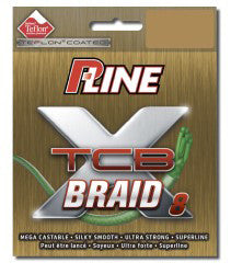 P-Line TCB 8 Teflon Coated 8-Carrier Braided Line - Angler's Headquarters