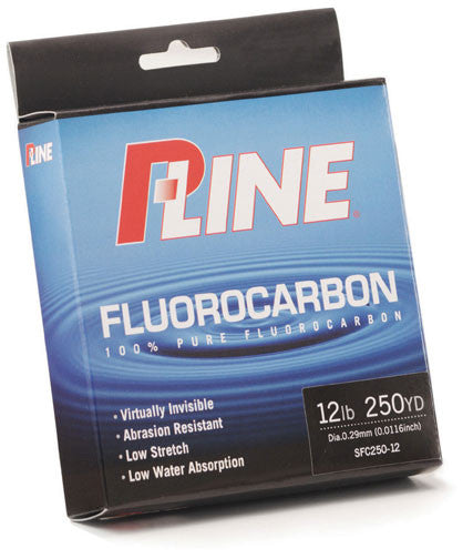 P-Line Fluorocarbon Line - Angler's Headquarters