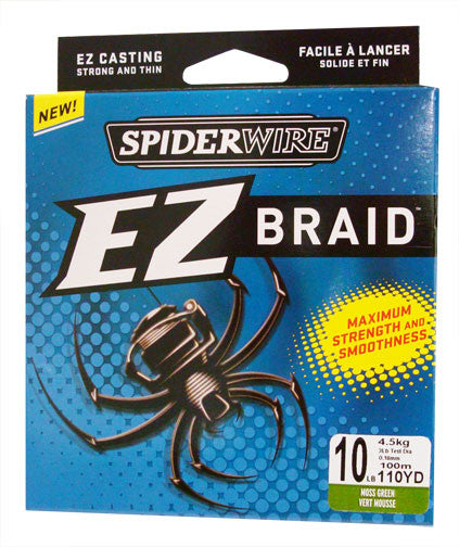 Spiderwire EZ Braid - Angler's Headquarters