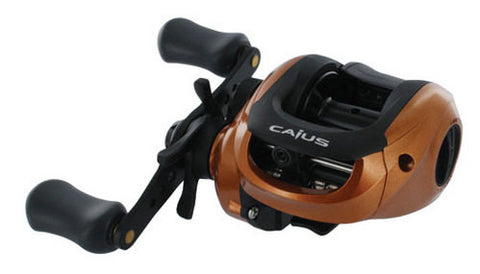 Shimano Caius 200 Series Casting Reels - Angler's Headquarters
