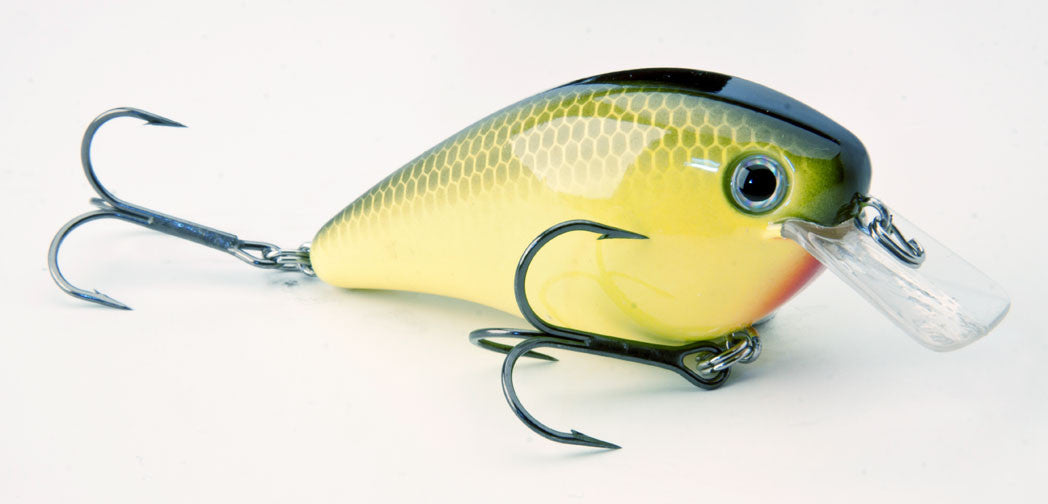 Strike King KVD HC Square Bill Silent Crankbait - Angler's Headquarters