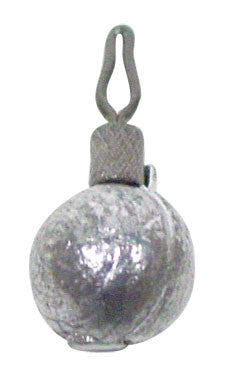 Bullet Weights Round Drop Shot Weights - Angler's Headquarters