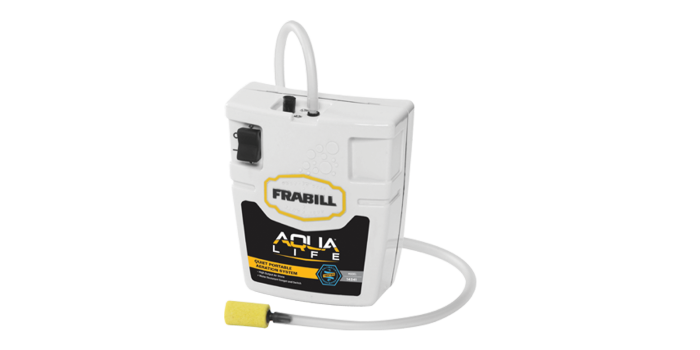 Frabill Aqua-Life Quiet Portable Aerator - Angler's Headquarters