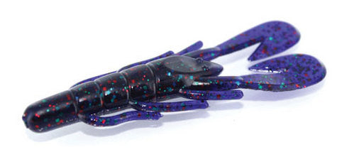 "Zoom Ultra Vibe Speed Craw (3"") (12 pk) - Angler's Headquarters"