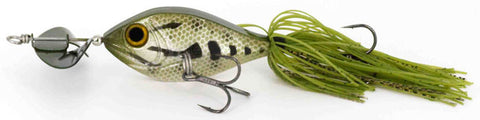Evolution Baits GrassBurner Buzzbait - Angler's Headquarters
