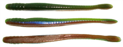 "Roboworm Fat Straight Tail Worm (4-1/2"") (8 pack) - Angler's Headquarters"