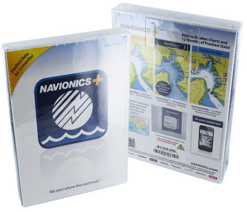 Navionics Plus - Angler's Headquarters