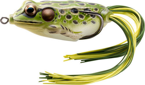 Live Target Hollow Body Frogs - Angler's Headquarters