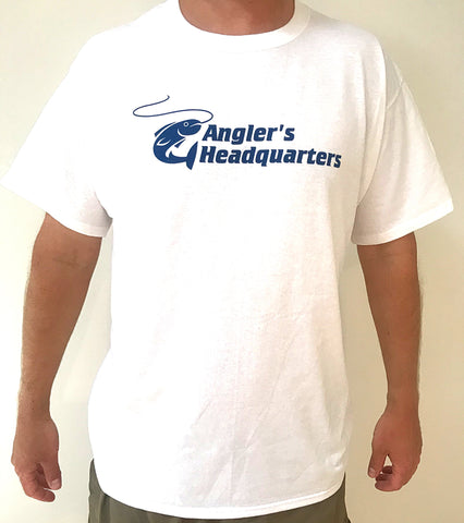 Angler's Headquarters T-Shirts (Short Sleeve) - Angler's Headquarters