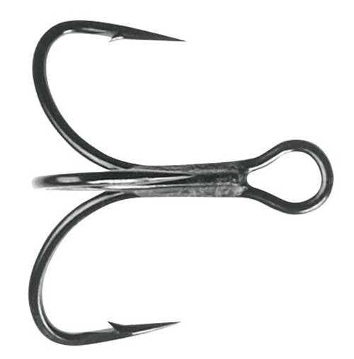 Mustad KVD Elite 2x Short 1x Strong Triple Grip Treble Hook - Angler's Headquarters
