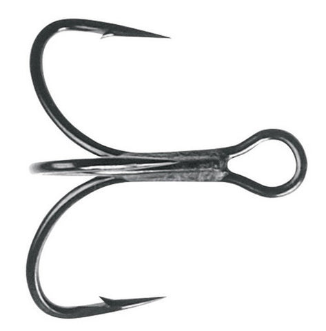Mustad KVD Elite 1x Strong Triple Grip Treble Hook - Angler's Headquarters