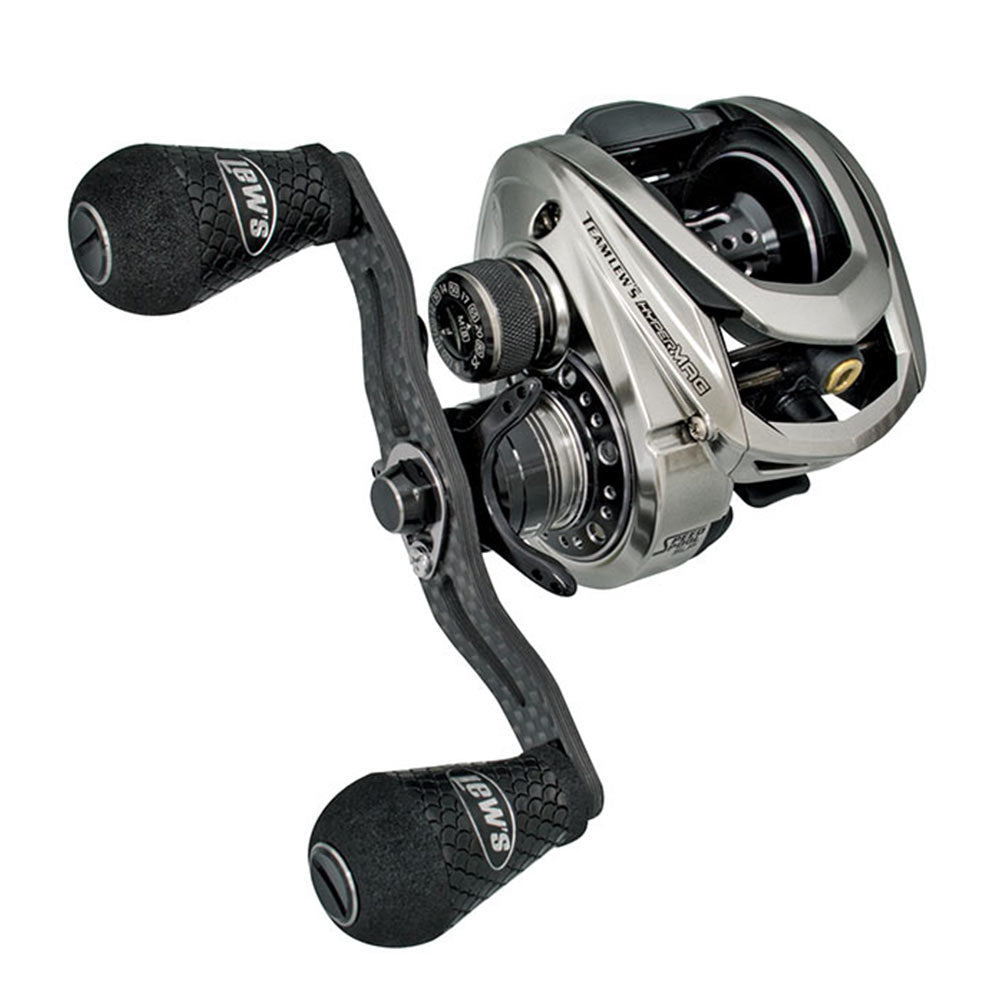 Lew's Team Lew's Hyper Mag Speed Spool SLP Casting Reels - Angler's Headquarters