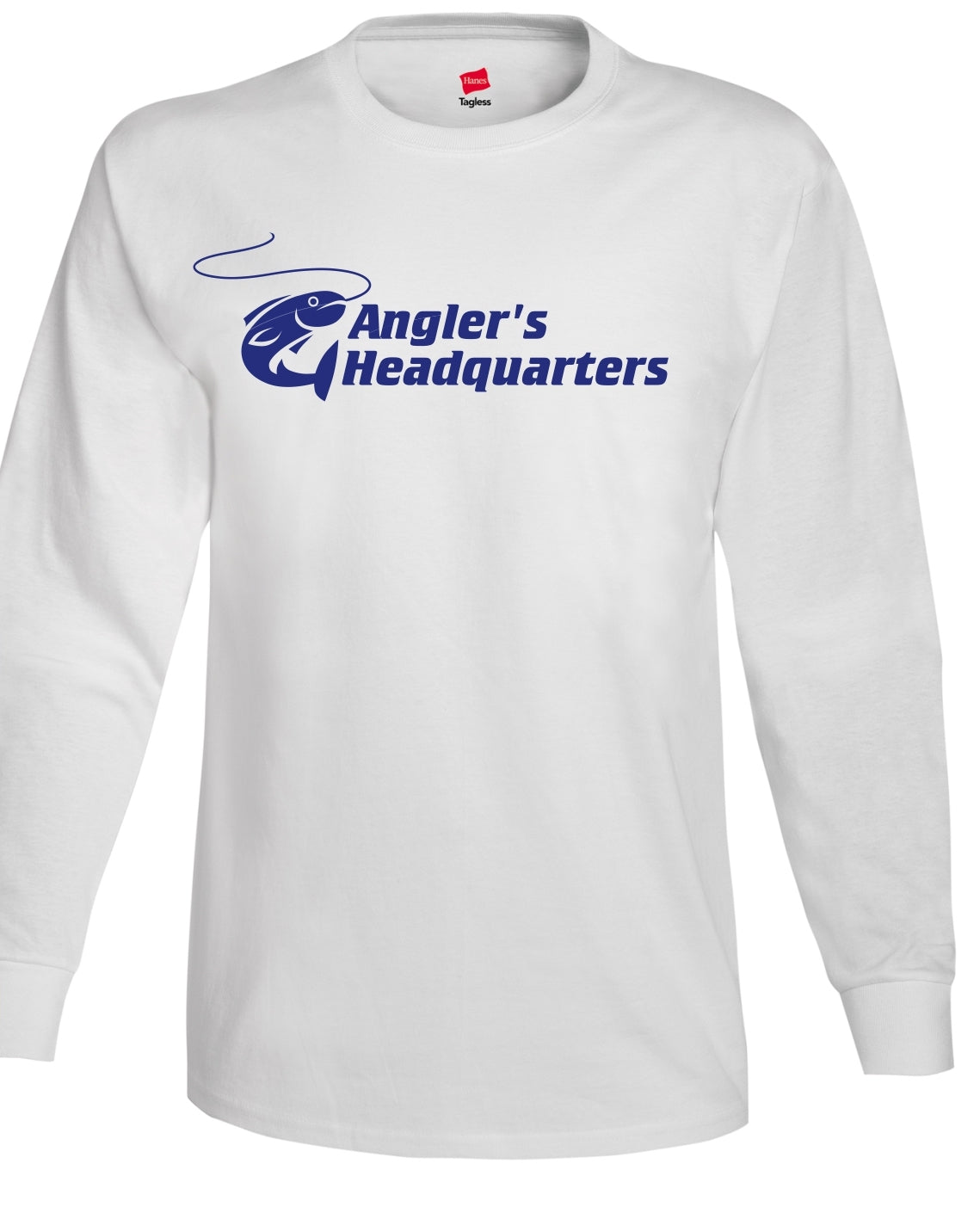 Angler's Headquarters T-Shirts (Long Sleeve) - Angler's Headquarters