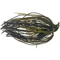 SAMPLE PACK:  8-Pack Buckeye Lures Mop Jigs (Every color in one size) - Angler's Headquarters