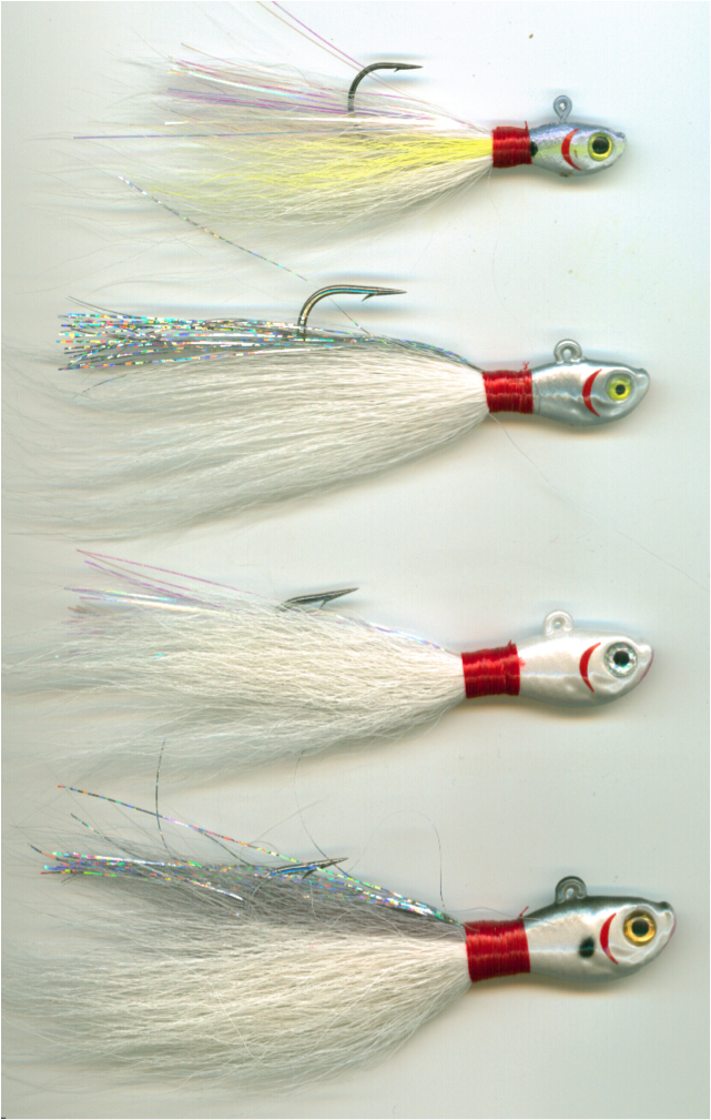 Fish Stalker Pro Shad Bucktail - Angler's Headquarters