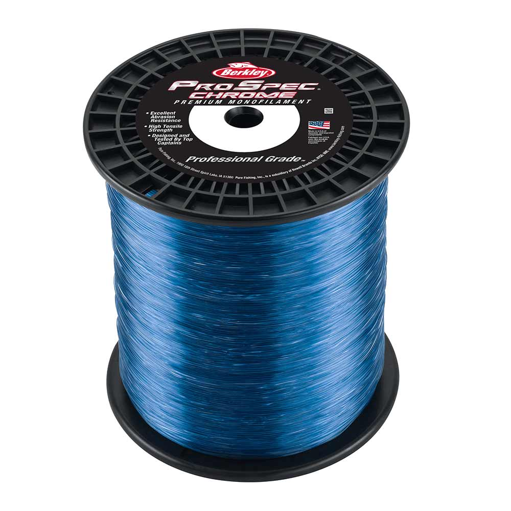 Berkley Prospec Chrome Fishing Line (Ocean Blue)