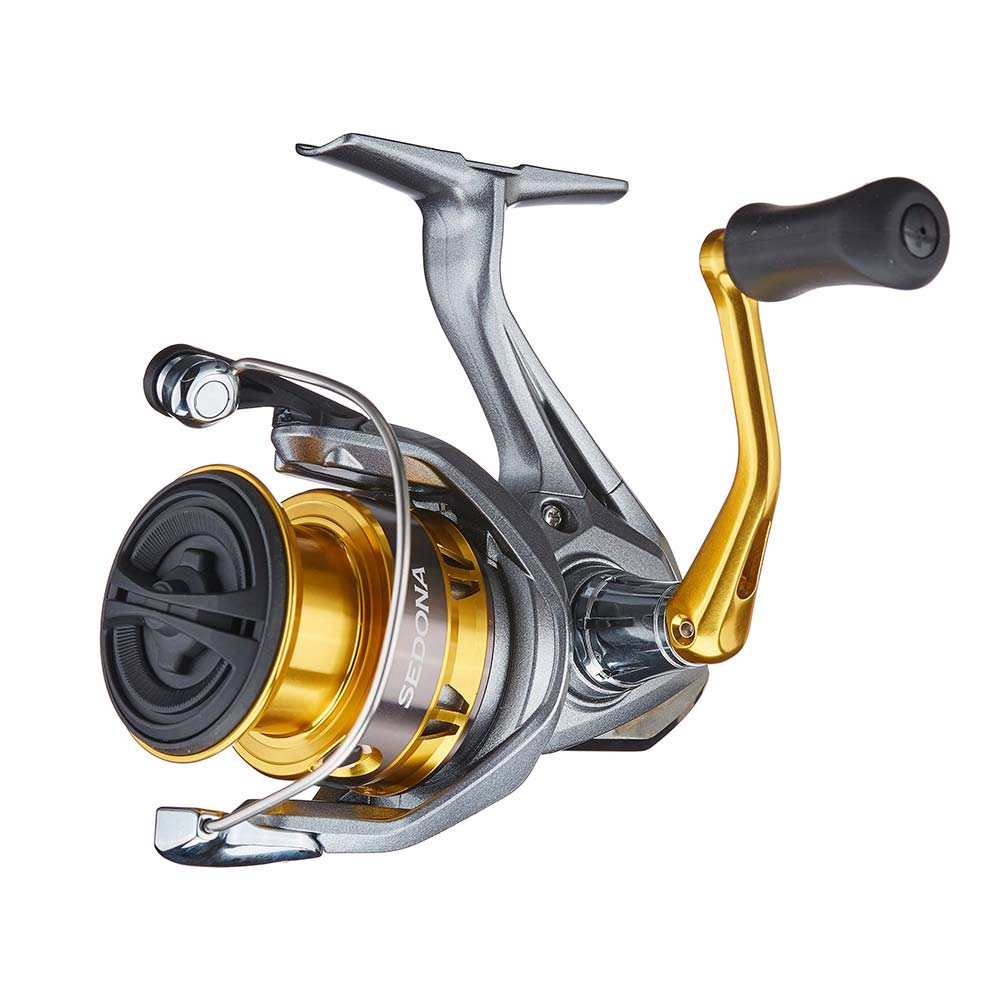 Shimano Sedona FI Spinning Reel - Angler's Headquarters