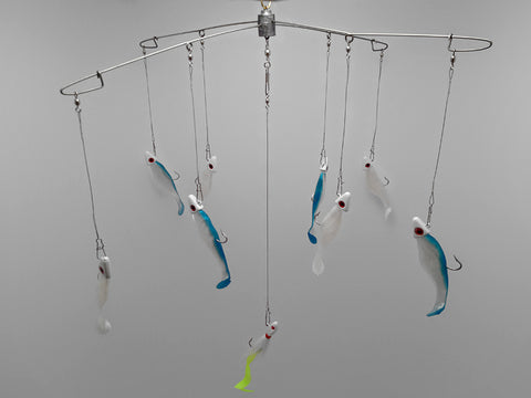 Captain Mack's Swimbait Umbrella Rigging - Angler's Headquarters