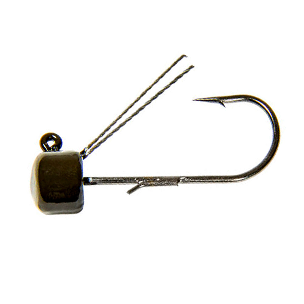 Z-Man Pro Shroomz Weedless Ned Rig Jigheads 4pk - Angler's Headquarters