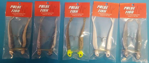 The Pulse Jig ( 2 pk with baits)