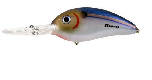 Bomber Deep Fat Free Shad - Angler's Headquarters