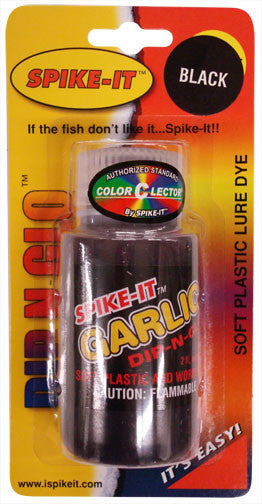 Spike It Dip-N-Glo Worm Dye (Garlic) - Angler's Headquarters