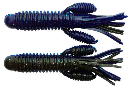 "Reins Craw Tube 4"" 6pk - Angler's Headquarters"