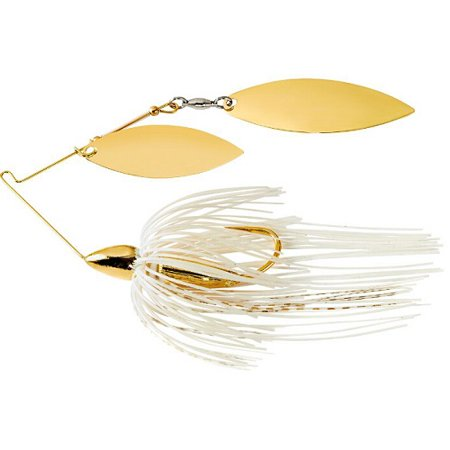 War Eagle Nickel Spinnerbaits Double Willow - Angler's Headquarters