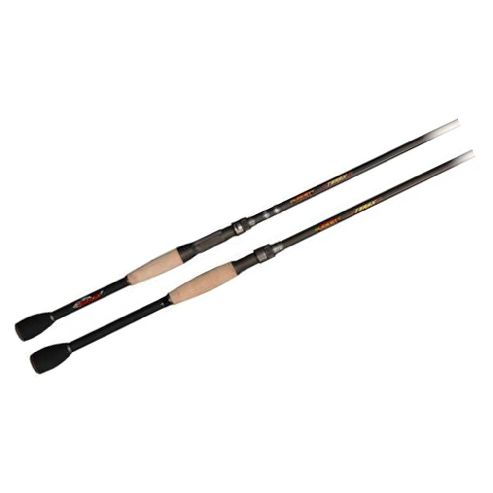 Duckett Terex Casting Rods