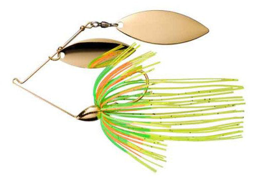 War Eagle Gold Spinnerbaits Double Willow - Angler's Headquarters