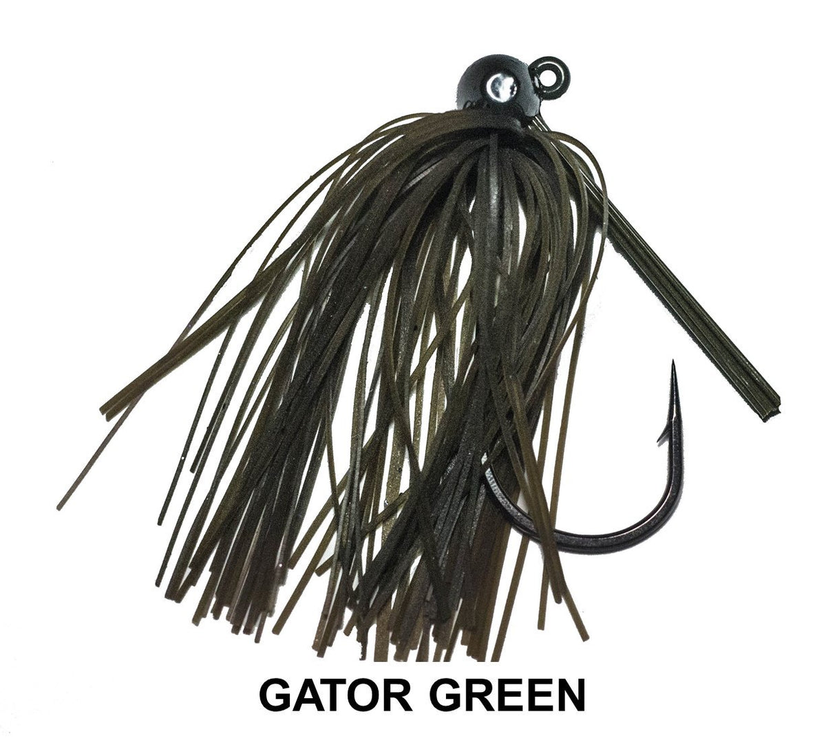 Queen Tackle Hammerhead Rattlin Football Jig - Angler's Headquarters