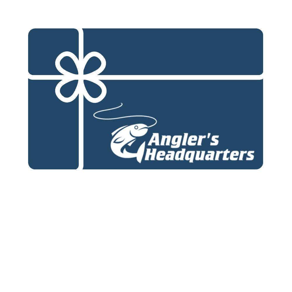 Gift Card - Angler's Headquarters